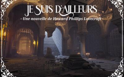 JE SUIS D'AILLEURS
