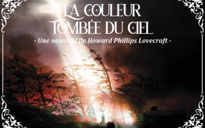 LA COULEUR TOMBÉE DU CIEL
